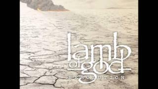 Lamb of God - Ghost Walking *HD w/ LYRICS*