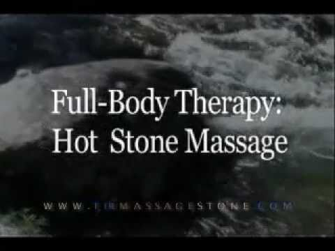 Hot Stone Massage - How To Do a Hot Stone Massage