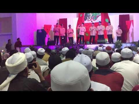 Viral!!! JAMPi(Hael Husaini) versi Nasyid!!!