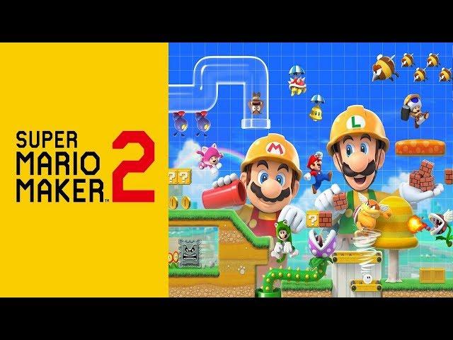 Super Mario Maker 2! - HighLights Compilation 2!!