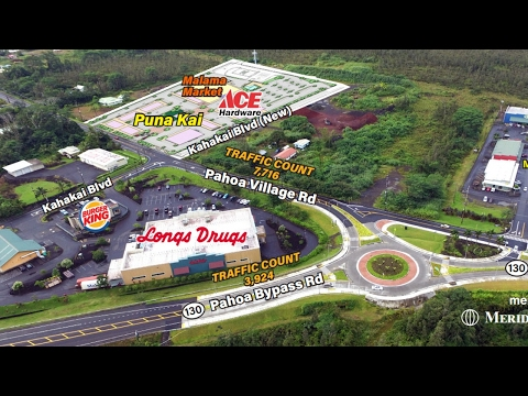 Puna Kai Manager Discusses New Shopping Center Plan (Feb. 12, 2017)