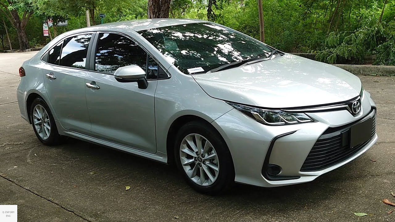 video Toyota Corolla Altis X Manual 1.6 2021 Price, Specifications & Features in Pakistan
