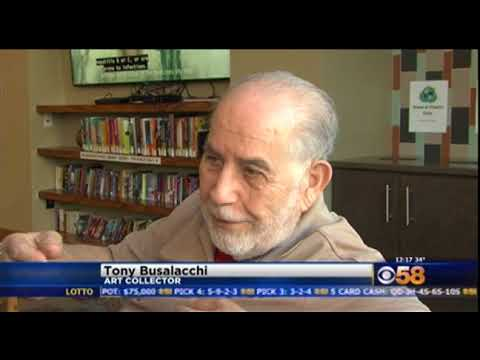 On CBS 58, see how Tony Busalacchi continues to assist in furnishing our St. Anthony Apartments