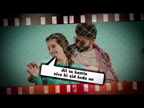Palledari (Lyrics Video) Jazz Mehsopuria | Latest Punjabi Song 2018 | Apna Brand Entertainment