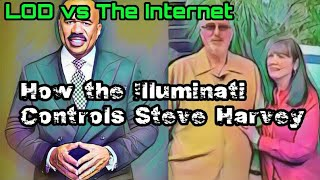 How the Illuminati Controls Steve Harvey with Secrets from his past and the Bernie Mac feud
