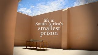 Repeat youtube video Life in South Africa's smallest prison