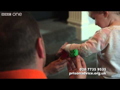 Gillian Wright's BBC Lifeline Appeal for Prison Advice and Care Trust - BBC One