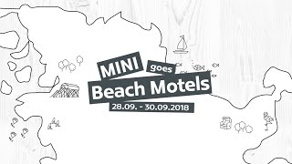 MINI goes Beach Motels 2018