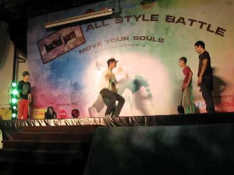 Hanoi Jam ( 13/11/2011) - KB FAM vs GO Team