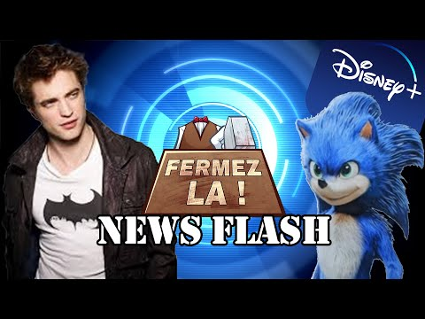 robert-pattinson-en-batman,-sonic-re-designé-et-la-censure-de-disney+---fermez-la-news-flash