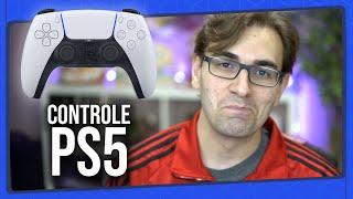SONY Finalmente Mostrou o CONTROLE do PLAYSTATION 5 | DualSense PS5