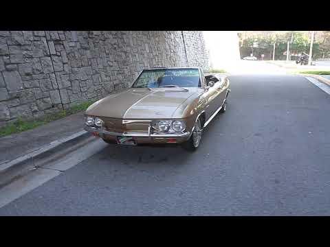 1965 Chevrolet Corvair Corsa Convertible For Sale