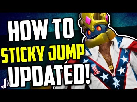 Method Update Sticky Jump - AKA Making Bomb King Fly