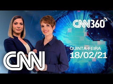 CNN 360 - 18/02/2021