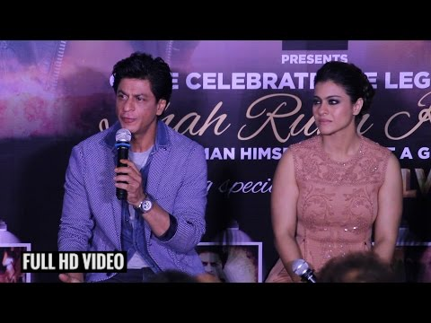Question Answer Session | Shahrukh Khan | Kajol | Rohit Shetty | Dilwale | SRK | Film Festival