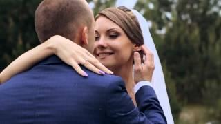 Фиолетовая свадьба.   Виктория и Денис  The same day editing