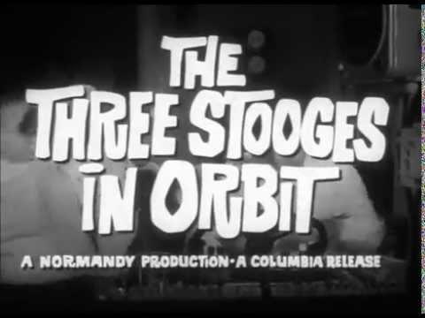 The Three Stooges In Orbit (Trailer)