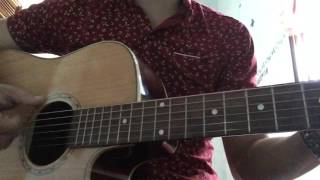 Chút tình mùa lá bay..guitar Ha nguyễn