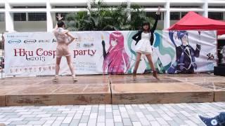 HIMAWARI - HKU 2013 COSPLAY PARTY - SWEET MAGIC