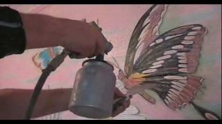 Декор пенопласт: Детская. Цветок. Бабочка www.delaysam.top(Подробно на http://www.delaysam.top/, 2011-12-23T00:45:59.000Z)