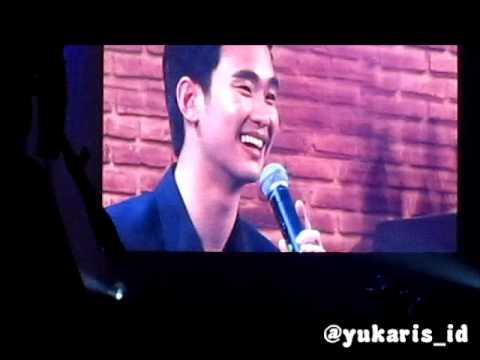 Kim Soo Hyun said ADUH (First Memories In Jakarta)
