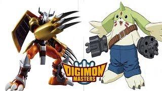 Digimobs - Gargomon e o nanico Wargreymon (Ep 11)