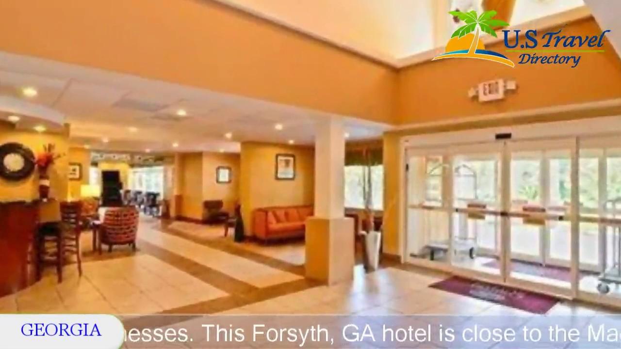 Comfort Suites Forsyth Hotels Georgia