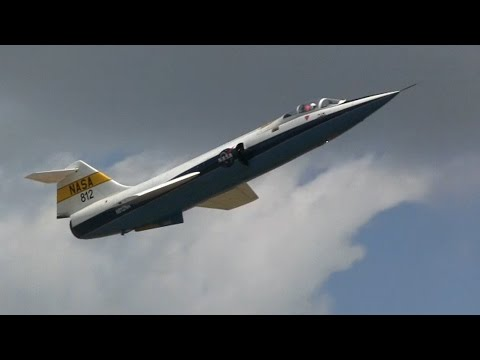 RC F-104 Starfighter - Jets Over Czech 2016