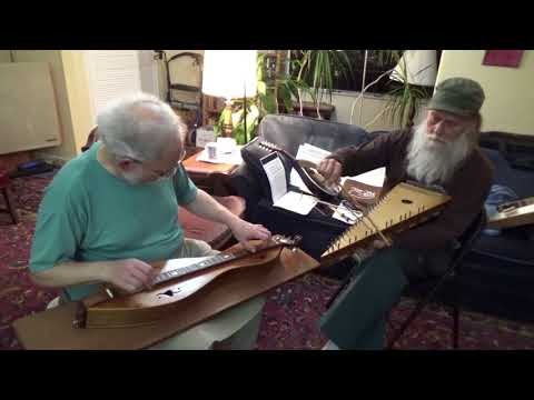 """SI BHEAG, SI MOHR"" on Dulcimer & Bowed Psaltery"