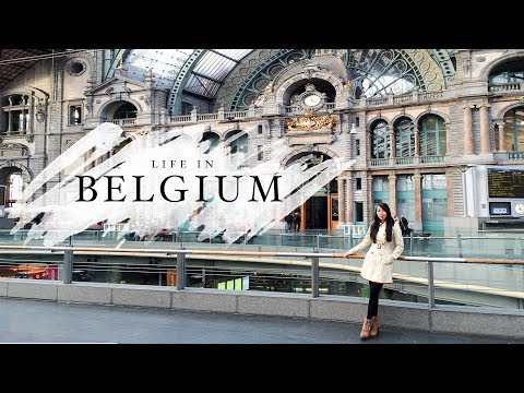 Life in Belgium: A Short Throwback Video