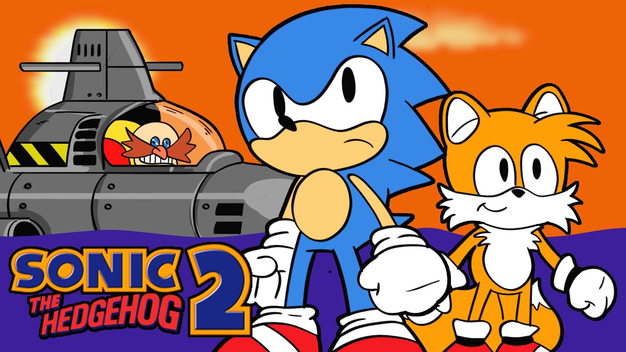 Sonic 2 Part 4 Animation