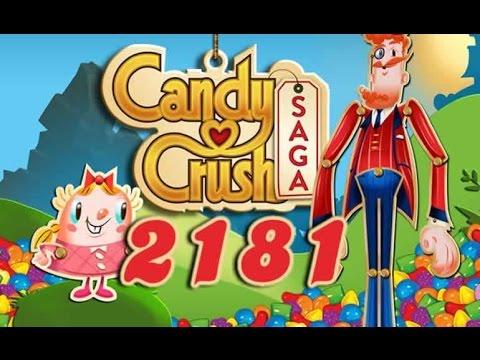 Candy Crush Saga Level 2181