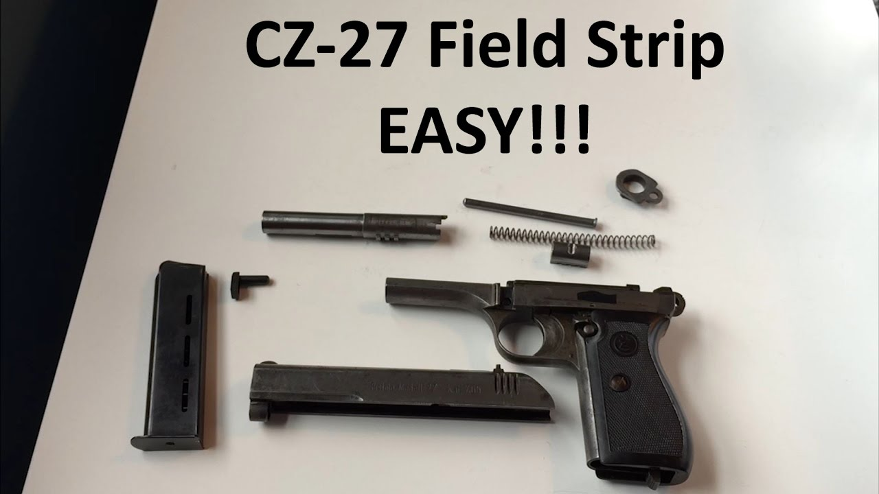 p12-45 Field strip para-ordinance
