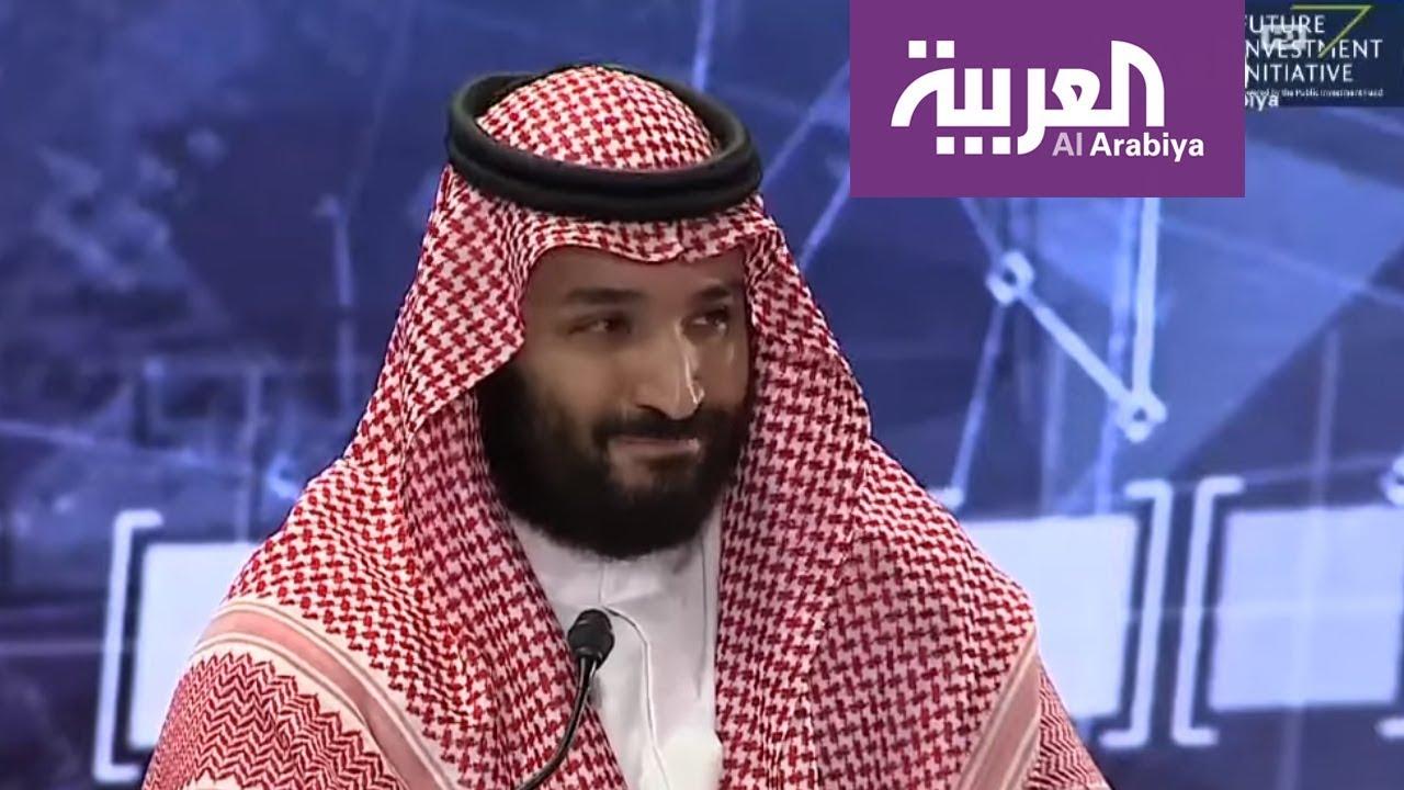 محمد بن سلمان همة السعوديين مثل جبل طويق ولن تنكسر Youtube