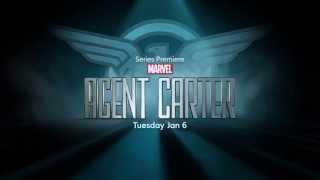 Агент Картер Agent Carter (сериал) Трейлер первого сезона русский перевод