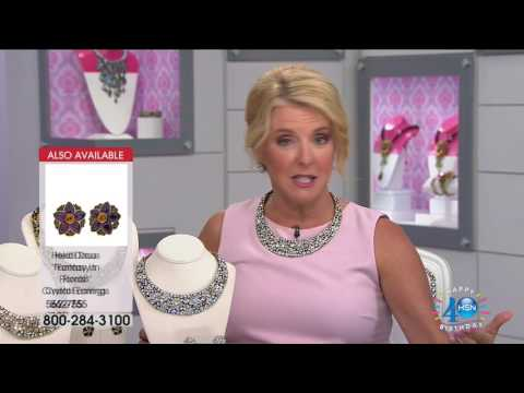 HSN | Heidi Daus Jewelry Designs Celebration 07.05.2017 - 09 PM
