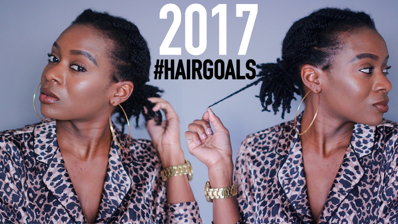 2017 Natural Hair Growth Challenge 4c Hair Goals Youtube