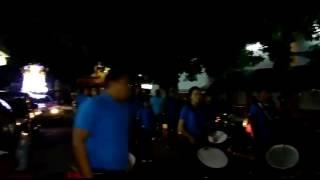 Banda de guerra ❤ SIHUAPAN ❤ tocando la marcha silencio americano