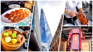 The Shard. Hutong Restaurant – London
