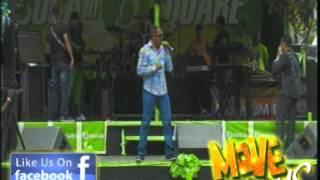 rikki jai at bmobile soca in b square 2012
