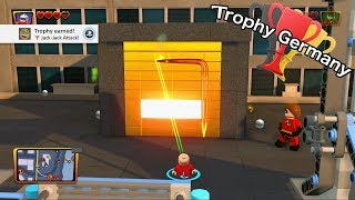 LEGO The Incredibles - Jack-Jack Attack! All different Powers - Trophy & Guide
