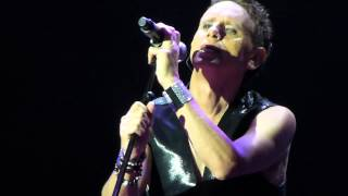 Depeche Mode - Shake The Disease (Lithuania, Vilnius, Vingis Park - 27.07.2013)