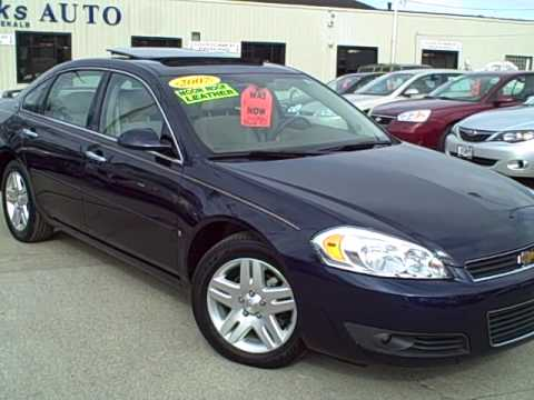 2007 Chevy Impala For Sale >> 8713 2007 Chevy Impala Ltz For Sale Dekalb Il Near Rockford Illinois By Tim Jennings