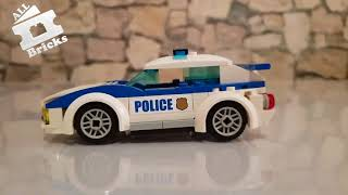 2   LEGO CITY Police Station 60141 Unboxing, Timelapse Build part 2