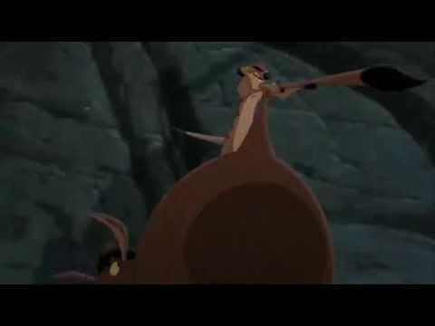 Le roi lion 2  Bataille final