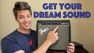 4 Steps To Get Your Dream Sound With The Fender Champion 20 Effects