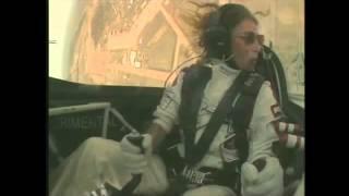 Great Patty Wagstaff Cockpit Footage
