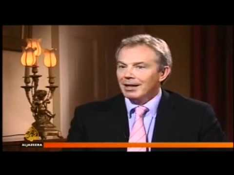 Tony Blair Admits to David Frost the War in Iraq is a Disaster - YouTube.flv