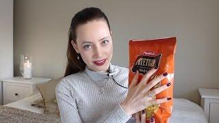 ASMR Whisper Eating Sounds Potato Chips