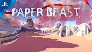 Paper Beast - Teaser Trailer | PS VR